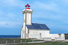 Plage et phare Belle Ile-73 (marcdelfr) Tags: ocean travel lighthouse france beach landscape island brittany atlantic morbihan scenics littoral