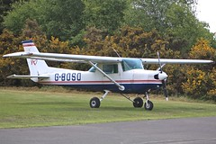 G-BOSO 5A9A1945 (helosrgreat) Tags: airport aircraft hampshire cessna aerobat blackbushe