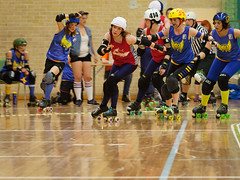 """Stockholm BSTRDs vs. Dock City Rollers-19 • <a style=""""font-size:0.8em;"""" href=""""http://www.flickr.com/photos/60822537@N07/8995163941/"""" target=""""_blank"""">View on Flickr</a>"""