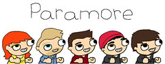 Paramore Fsjal (denisee_araujo) Tags: new york illustration eyes williams jeremy josh taylor zac davis brand hayley farro paramore fsjal
