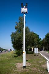 Kantelbare cameramast - Limburg - Nederland (poleproducts) Tags: nederland sapa aluminium sapapoleproducts cameramast kantelbaremast