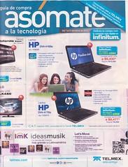 Guía de compra telmex Marzo 2012
