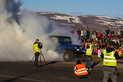 Bladagar burnout 124 (H. Jkull) Tags: cars car iceland nissan photoshoot smoke 911 rusty competition racing turbo bmw civic burnout carshot corvette porche patrol carshow sideways e30 drifting drift blown welded nissanpatrol e36 e28 spons ls1 bmwe30 bmwe36 driff bmwdrift