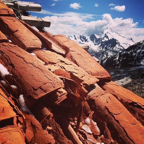 #lapaz #bolivia #perubolivia2013 #mochilatrip #montañas #chacaltaya