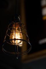 Antique Light (Kenjis9965) Tags: lighting old light ex bulb canon eos 50mm antique f14 sigma 7d fixture filament dg hsm