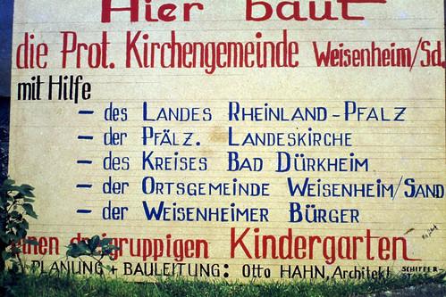 1978_ev_kindergarten_neubau_plakat