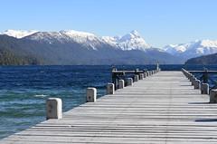 Villa La Angostura - Argentina (Flavio 16) Tags: lake argentina landscape lago nikon paisaje neuquen d5100