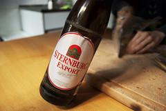 fuetfuetfuet (merastyrene) Tags: beer berlin bite
