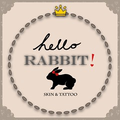 {Hello Rabbit!} Skin Shop (amelie // tysm for the faves) Tags: hello life new rabbit make up shop tattoo store place skin market makeup sl secondlife amelie second marketplace coming shape soon seul