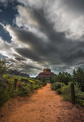 Road to Bell Rock (Night Scapes) Tags: arizona landscape photography nikon sedona d800 bellrock sedonaarizona steverengers steverengersphotography