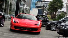 Ferrari 458 Itlia (brunomascarenhas) Tags: ferrari itlia 458