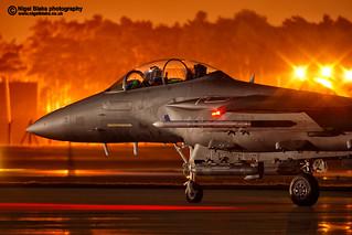 McDonnell Douglas Boeing F15E Strike Eagle 91-0309