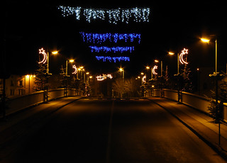 Coubon (43), illuminations 2010