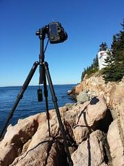 The Making of... (photoMakak) Tags: ocean mer lighthouse canon coast maine cote phare acadia bassharbor 6d acadianationalpark ocan canonef24105mmf4lisusm canon6d photomakak