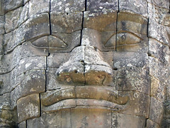 Aux portes d'Angkor Cambodge (ericbeaume) Tags: monument cambodge cambodia pierre buddha ericbeaume