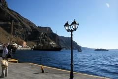 2013-G272 Santorini (Old Fogey 1942) Tags: ian santorini greece caldera cyclades aegeansea firaskala mvgalileo 2013g272