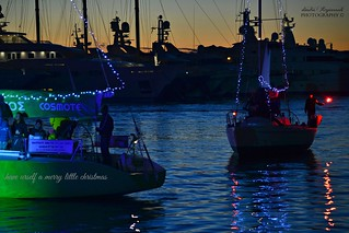 sailing to reach Christmas....