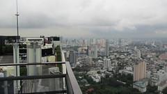 View of Bangkok from the roof of the Banyan Tree Hotel (David Jones) Tags: rooftop bar thailand view bangkok banyantreehotel
