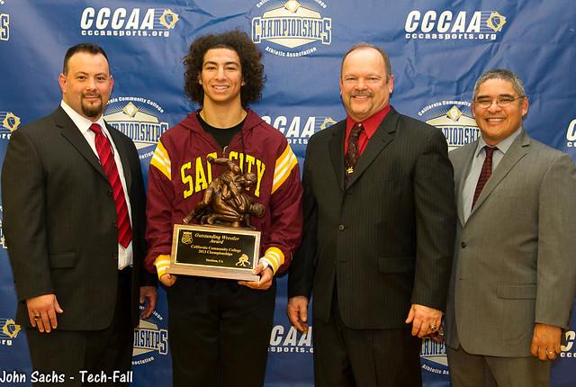 2013 CCCAA Awards