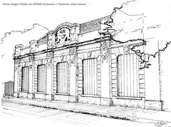 Porto Alegre Prédio da UFRGS Curtumes e Tanantes atual museu