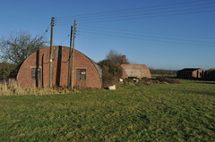 RAF Deenethorpe, Tech Site 5 (SteveSmith83) Tags: abandoned b17 northants raf airfield 8thaf deenethorpe