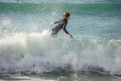 Going going (mduckitt) Tags: ocean sea summer man beach nature water sport southafrica fun surf action surfer extreme wave surfing westcoast langebaan westernprovince active wavesurfing langebaanbeach