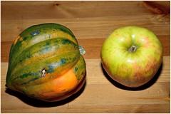 Fruit & Vegetables (JSB PHOTOGRAPHS) Tags: apple vegetables fruit speedlight acornsquash fruitvegetables dsc5336 nikonsb25