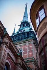 27122013-4936_Tyska kyrkan (Trausti Evans) Tags: gamlastan kyrka tyskakyrkan kyrktorn