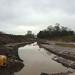 Knock River Diversion in Orangefield Park