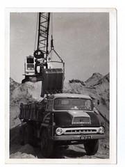 Noordwijk (Steenvoorde Leen - 1.8 ml views) Tags: wall zee atlantic bunker ii wo duinen dne 1964 aan noordwijk zand kust oorlog abri 19401945 dragline duingebied vrachtauto atlantikwal zandwagen afgraven smallegange coalhold