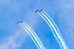 Ocean City NJ Airshow (***Bud***) Tags: travel sky america nude newjersey nikon state airplanes airshow coolpix oceancity amateur jerseyshore nikonp510