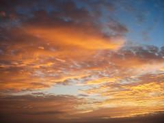 Cloud Porn (Dr. Fieldgood) Tags: morning blue sky cloud sunrise north porn carolina outer banks