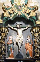 Calvario de Torrecaballeros (Pelayo2011) Tags: art arte segovia spain españa torrecaballeros gotico gothic sculpture escultura talla altarpiece retablo
