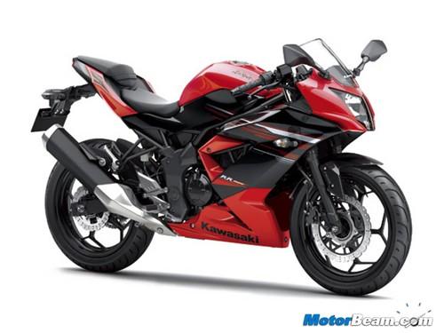 Kawasaki-Ninja-RR-Mono-Red