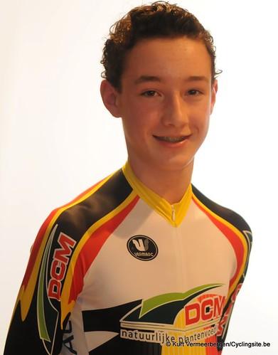 Ploegvoorstelling DCM Cycling Team (5)