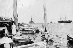 02_Port Said - Landing Stage (usbpanasonic) Tags: canal redsea egypt portsaid mediterraneansea egypte  landingstage suez egyptians ismailia egyptiens
