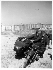 """5.SS-Panzerdivision. Testing the bikes limit. • <a style=""""font-size:0.8em;"""" href=""""http://www.flickr.com/photos/81723459@N04/13574360825/"""" target=""""_blank"""">View on Flickr</a>"""