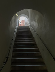 Prague (Pieter Mooij) Tags: stairs prague prag praha treppe fujifilm trap praag fujix20 fujifilmx20