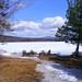 Spring Morning on Abanakee. Photo: James Stites, Indian Lake, NY