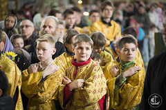 "13 апреля 2014, ""Детская"" литургия в Исаакиевском соборе / 13 April 2014, ""Children's"" Liturgy at St. Isaac's Cathedral (spbda) Tags: music art church choir christ russia prayer jesus chapel icon christian exams saintpetersburg academy seminary orthodox bishop spb spbda spbpda"