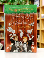 Hurry Up Houdini (number 50) (Vernon Barford School Library) Tags: new travel school fiction house newyork pope tree history sisters reading book high time brothers sister brother library libraries magic mary hard reads harry books siblings historic read illusion fantasy cover merlin junior mission historical novel covers timetravel bookcover sibling illusions pick middle 50 vernon quick magicians recent sal picks osborne bookcovers magician novels fifty fictional hardcover illusionist houdini barford illusionists quickpicks fantasyfiction hardcovers quickpick magictreehouse vernonbarford murdocca 9780307980458 merlinmission