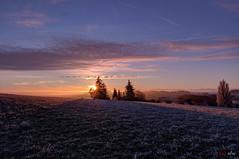 Sonnenaufgang im Südschwarzwald II (oʇ[◎]ɥd | ʍɟɐ) Tags: hdr deutschland verschiedenes winter badenwürttemberg sonne nebel germany sonnenaufgang sunrise schwarzwald landschaft wolken blackforest weilheim de