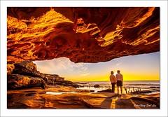 Morning Happy (jongsoolee5610) Tags: sunrise sydneysunrise sydney australia maroubra seascape landscapesydneylandscape
