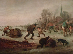 OSTADE (van) Isaac - Paysage d'Hiver (Custodia) - Détail 1 (L'art au présent) Tags: art painter peintre details détail détails detalles painting paintings peintures peinture17e 17thcenturypaintings peinturehollandaise dutchpaintings peintreshollandais dutchpainters tableaux custodia paris france holland hollande church église joueurs play game players fun plaisir pleasure patinage patineurs skating skaters hockey hockeysurglace ice icehockey man men snow winter hiver neige cold froid luge sled sledge lake lac lacgelé tree trees nature arbres figure figures people personnes auberges chevaux animal animaux animals dog dogs pet chien auberge hostel inn