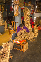 Woodcarving Chaozhou
