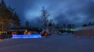 Lights in Lapland
