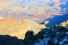 Grand Canyon 142 (Krasivaya Liza) Tags: grandcanyon grand canyon national park canyons nature natural wonder az arizona holiday christmas 2016 snowy winter cliffs cliffside edgeofcliff