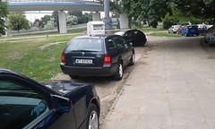 20160615_105046 (Paweł Bosky) Tags: wykroczenia kierujących warszawa śródmieście powiśle solec milicja straż miejska nic nie robią