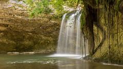 Cascade sur le Hérisson (Martial Blanchoud) Tags: cascade hérisson france filtre lee waterfalls water paysage eau rocher poselongue sony nature sauvage