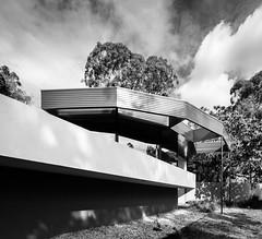 Benjamin Residence (Chimay Bleue) Tags: alex jelinek benjamin house round architecture design modernism midcentury canberra act australia home